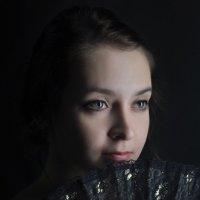 портрет Анастасии Кузнецовой :: Женя Рыжов