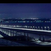 Президентский мост :: Evgeniy Okhotnikov