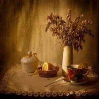 Утро, кофе и лимон :: Юлия Анохина