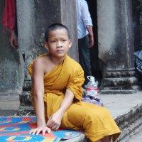 Буддийский монах :: Вольный Путешественник