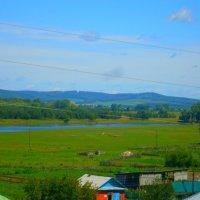 Деревня Лемез-Тамак респ.Башкортостан :: Янсур Мустафин