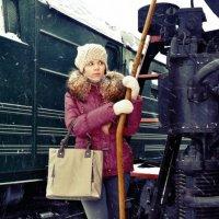 Приехали :: Женя Рыжов