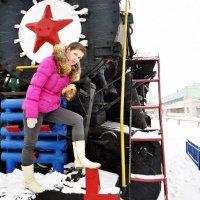 Красная звезда :: Женя Рыжов