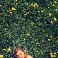 Девушка-весна :: Евгений Молодцов