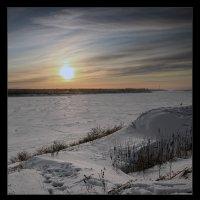 Зима :: Сергей Жеребцов