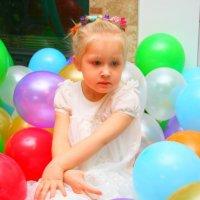 Печальная Принцесса :: Анна Кункевич