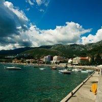 Залив в Черногории,Будва :: Антон Тимофеев