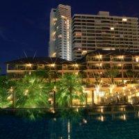 Отель ночью :: Вероника Великих