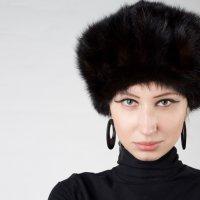 self-portrait :: Анна Попова