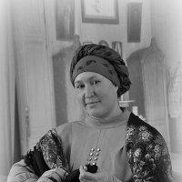 Портрет Татьяны Копосовой :: Женя Рыжов