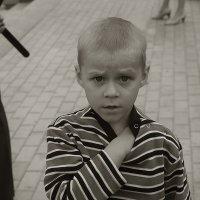 неразговорчивый :: Владимир Хроменков