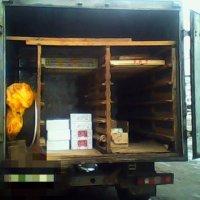 Среднестатистический грузовичёк... :: Серёга Пилот