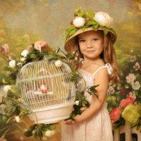 Любимый сад :: Елена Канышева