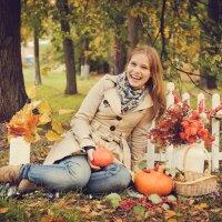 Осенняя история :: Елена Канышева