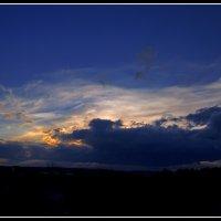Небо :: Светлана Фоминцева
