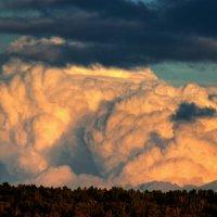 Небо над пляжем :: Светлана Фоминцева
