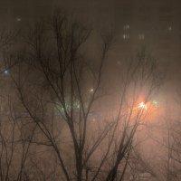 Что скрывает туман? :: Ричард Лозин