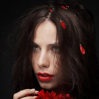 Deep in red :: Dmitry Arn