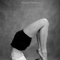 йога 1 :: Анастасия Глазнева