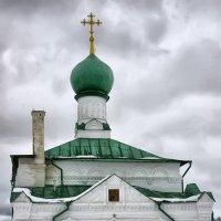 Свято-Троицкий Данилов мужской монастырь :: Евгений Жиляев