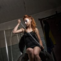 Dark Angel :: Анастасия Сандык