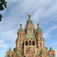 Собор св.Петра и Павла в Петергофе :: Oxana Babkina