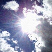 Облака и солнце :: Кристина Кеннетт