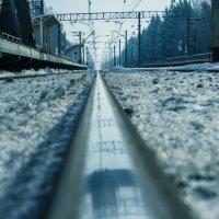 On a rail :: Николай Шумилов