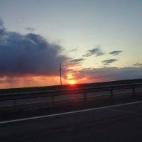 закат и дождь) :: Inna Nelepova