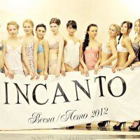 Показ весенней коллекции всемирного бренда нижнего белья INCANTO :: Юлия Варнава
