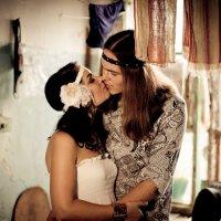 Анастасия и Никита.Хиппи-свадьба :: Юлия Варнава