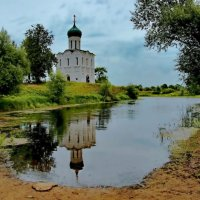 Церковь Покрова на Нерли :: Евгений Жиляев