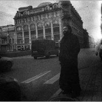 На переходе... :: Владимир Пальчик