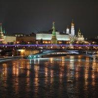 Вечерняя Москва :: Александр Титов