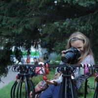 Юный фоторгаф :: Софья Закроева