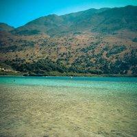 Озерцо на о.Крит. :: Максим Чаботько