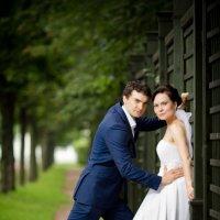 Лена и Виталик.свадьба :: Артём Толокнов