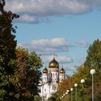 храм :: Сергей Колосов