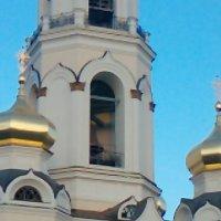 Церкви Урала. :: Татьяна Соколовская