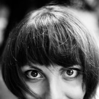 Self-portrait :: Tatyana Aleynikova