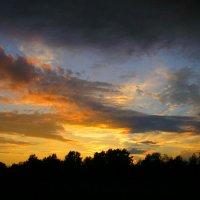 закат :: Ольга Перевицких
