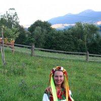 Украинка :: Виктория Муро