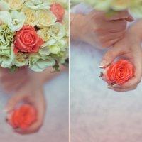 Букет невесты :: Алина Гараженко