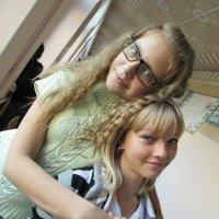 Подруги :: Катя )))