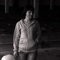 Девушка с шариком :: Дмитрий Арсеньев