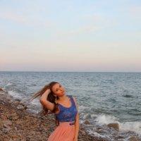 на побережье:) :: Александра Мироненко