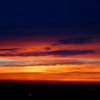 Хабаровский закат :: Елена Песлис