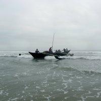 в индийском океане..на рыбалке :: Марина Брюховецкая