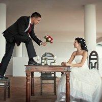 свадьба :: Евгений Клёпов