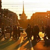Солнечная улица :: Георгий Малец